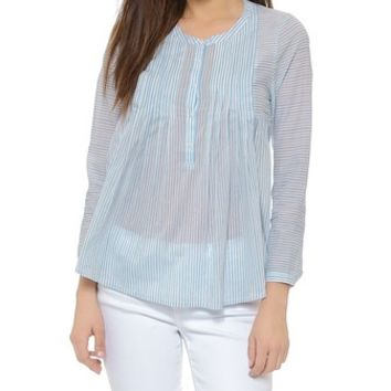 Chinti and Parker Voile Shirt