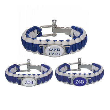 ZETA PHI BETA Custom Greek Letters Sorority  ACCESSORIES GIFTS