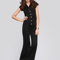 Carolina Bell Bottom Jumpsuit - Vintage | GYPSY WARRIOR