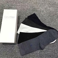 Calvin Klein Men Fashion Casual Cotton Knitwear Socks Stockings