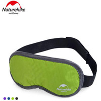 Naturehike Camping Tent Accessories Sleeping Eye Mask Nap Shade Blindfold Sleep Eyes Cover for Climbing Bag Travel Rest Patch