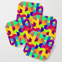 Pattern LXXX Coaster by tmarchev