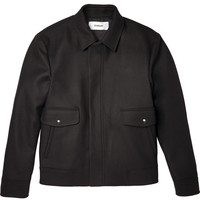 Chalayan - Wool-Blend Blouson Jacket | MR PORTER