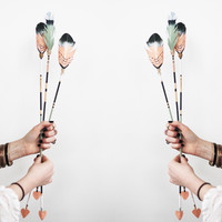 Feather Arrows For Valentine's Day - Free People Blog