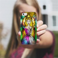 The Sleeping Maiden iPhone 5s case by Mandie Manzano Illustrations | Casetify