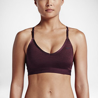 The NikeLab Essentials Pro Indy Women's Sports Bra.