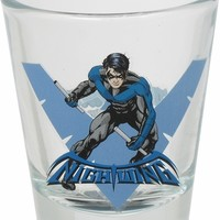 Batman Nightwing Mini Toon Tumbler Shot Glass