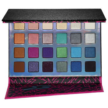 Sephora: SEPHORA COLLECTION : Jem and The Holograms: Truly Outrageous Eyeshadow Palette : eyeshadow-palettes