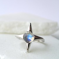 North Star Ring | SILVER