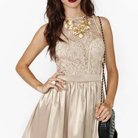 I Want To Be Adored Dress