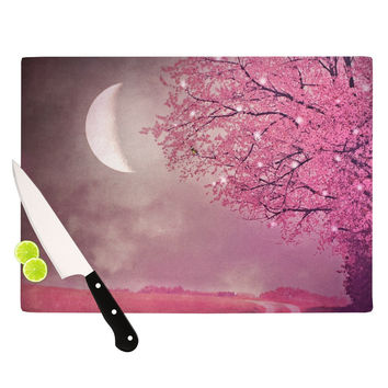 "Monika Strigel ""Song of the Springbird"" Cutting Board"