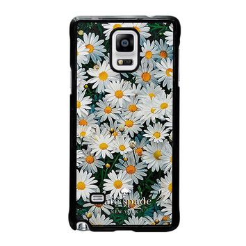 KATE SPADE NEW YORK DAISY MAISE Samsung Galaxy Note 4 Case Cover