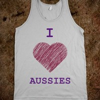 I LOVE AUSSIES