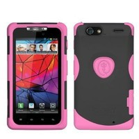TRIDENT AG-XT912-PK Droid Razr Maxx By Motorola Aegis Case - 1 Pack - Retail Packaging - Pink