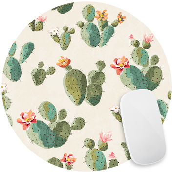 Insufferable Succulents Mouse Pad Decal