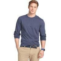 IZOD Solid Mock-Layer Tee - Big & Tall, Size: