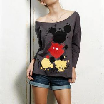 "Disney Couture  ""Mickey the Artist"" Top from Disney Couture"