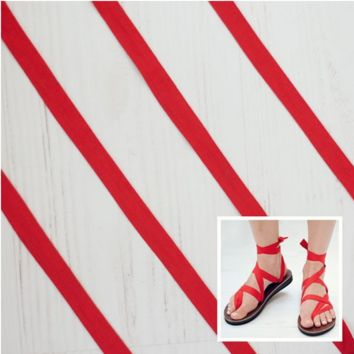 Red Classic Ribbons