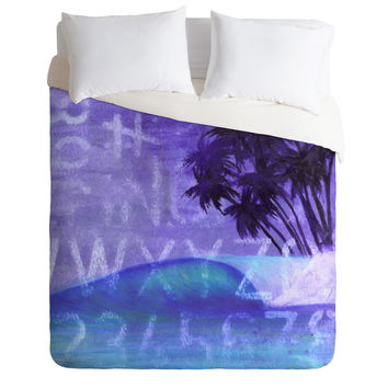 Sophia Buddenhagen Future Destination Duvet Cover