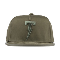 RULING FORCES HAT (OLIVE)