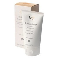 Boots No7 Soft and Sheer Tinted Moisturizer - Fair (1.69 oz.)