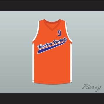 Betty Lou 9 Harlem Buckets Alternate Basketball Jersey Uncle Drew