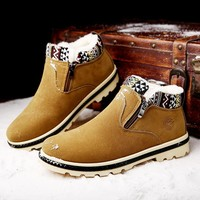 Hot Deal On Sale Men Winter Korean Fashion Casual Boots [9462346247]