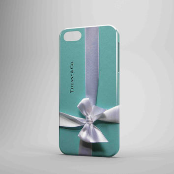 Tiffany Box Gift Packing iPhone Case Galaxy Case 3D Case
