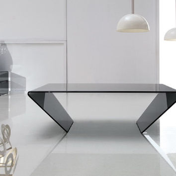 519-A MODERN COFFEE TABLE in Grey