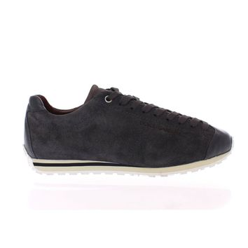 Dolce & Gabbana Brown Leather Sport Casual Sneakers Shoes