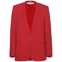stella mccartney - crepe blazer