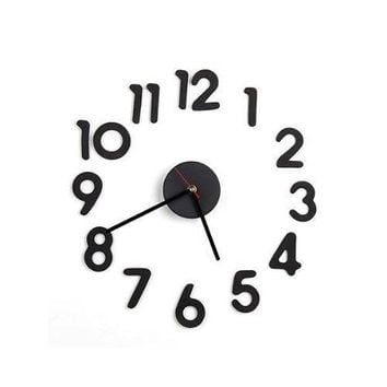 Movement Number Of Saudi Black Wall Clock