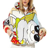 Cartoon Trip Sweatshirt