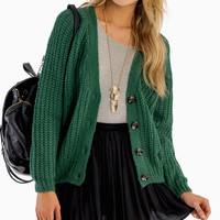 Delight Knit Cardigan - TOBI