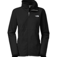 The North Face Women's Shirts & Tops WOMEN'S MORNINGLORY FULL ZIP - SAVE NOW