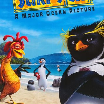 Surf's Up 11x17 Movie Poster (2007)