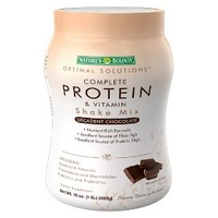 Optimal Solutions¨ Complete Protein & Vitamin Chocolate Shake Mix - 16 oz