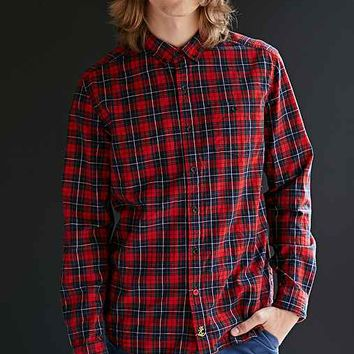 CPO Raleigh Tartan Oxford Button-Down Shirt-