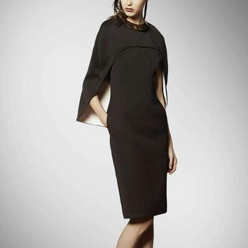 plus sizedress  natural none batwing sleeve solid novelty robe maxi dress slim in the long shawl
