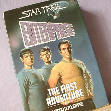 vintage Star Trek The First Adventure 1986 first by ShoponSherman