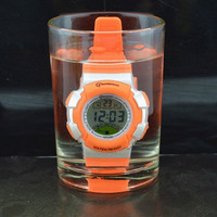 New 2015 Shockproof Digital Watch Sports Alarm Stopwatch Hour 30M Waterproof Dress Watches Children's Night Light function Clock = 1748268804