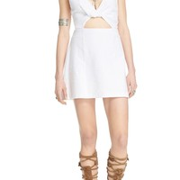 Free People 'Desert Dreamer' Cotton Minidress | Nordstrom