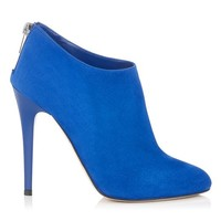 Aegean Suede Ankle Boots | Rooney | Pre Fall 14 | JIMMY CHOO Shoes