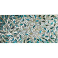 Spa Swirls Wall Panel