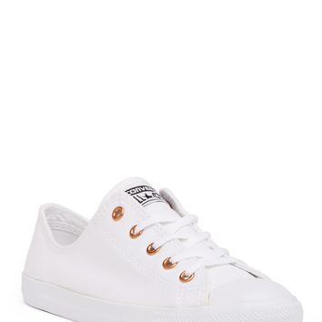 Converse | Chuck Taylor All Star Dainty White Oxford Sneaker (Women) | Nordstrom Rack