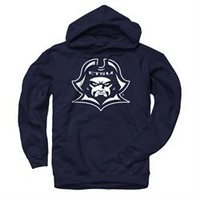 East Tennessee State University Buccaneers College Basics Hooded Sweatshirt - New Agenda by Perrin