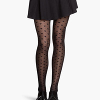 H&M Patterned Tights $9.95