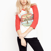 Groovy Way Unisex Baseball Tee