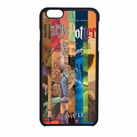 Harry Potter All Novel Cover iPhone 6 Case