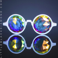 Kaleidoscope Crystal Glasses